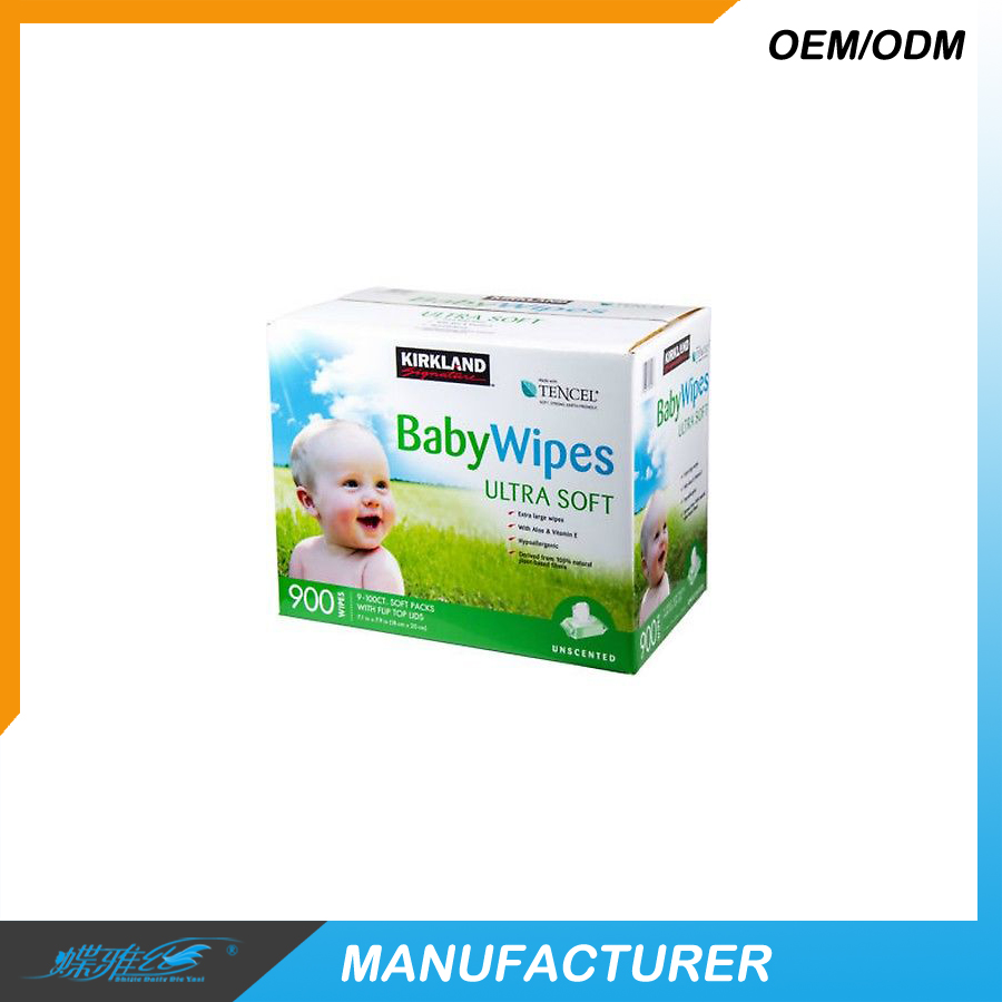 900 Pcs Big package Baby wipes